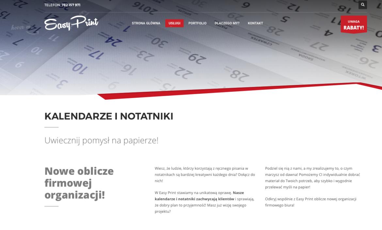 Kalendarze i notatniki 1170x704 - Nasze Portfolio