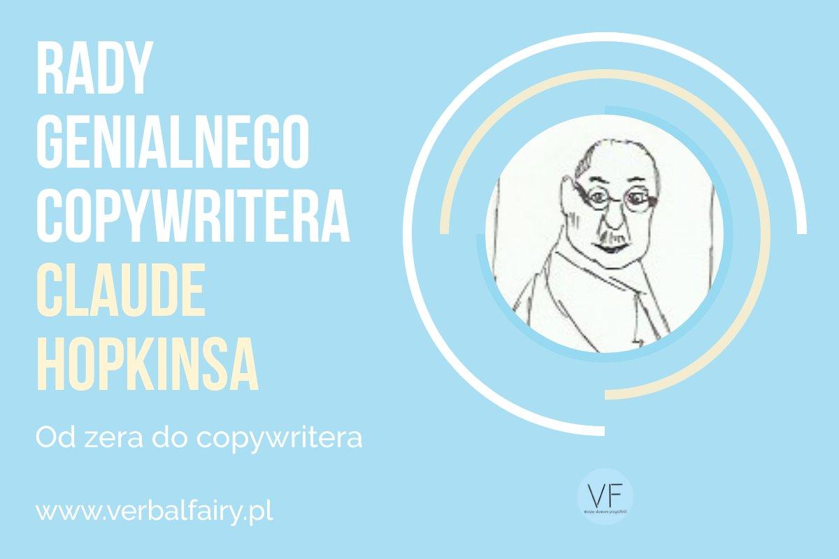 Claude Hopkins – Rady genialnego copywritera