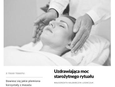 Ciekawostki o masażu terapeutycznym