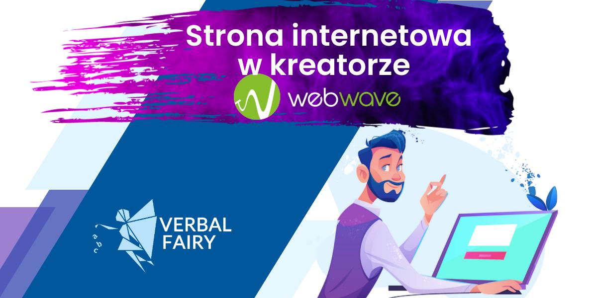 Strona internetowa wkreatorze WebWave – recenzja